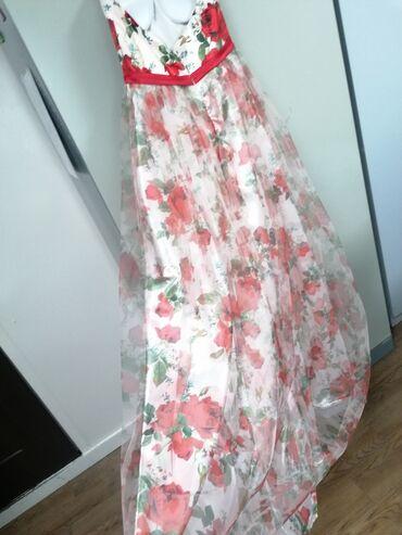 Bella italia бишкек - Кыргызстан: Очень красивое платье на вечер, одевала на 3 часа. Покупали в COSMO BE