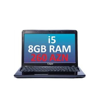 netbook-satilir - Azərbaycan: I5 prosessorlu Casper A15 noutbuku satilir i5 prosessor (4nuveli)Ram