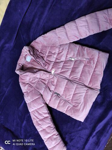 Куртка детская 10-11 лет зима