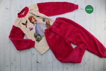 Дитяча тепла піжама Софія НОВА, 36    Розмір 36 Зріст 140-146 Матеріал
