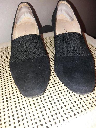 Ženska obuća | Bor: RASPRODAJA. crne cipele od velura. marke Piter Kaiser.Udobne ako