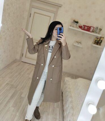 Пальто кашемировое. (размеры 50-58)