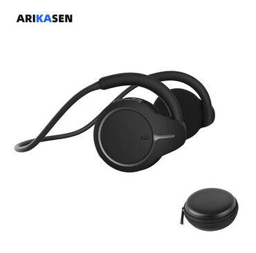 Отличные S21 Bluetooth V5.0 наушники 3D стерео Спортивные Беспроводные