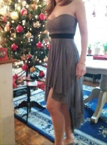 Svaku priliku haljina - Srbija: Prodajem jednom obucenu svecanu haljinu Tally Weijl. Velicina XS