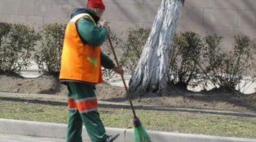 Срочно требуется дворник -садовник с в Бишкек