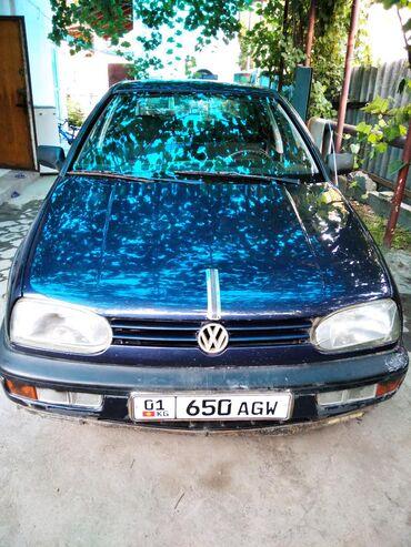 Volkswagen - Бишкек: Volkswagen Golf 1.8 л. 1992 | 20182 км