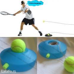 Novi tenis traineri, fabricki zapakovani. Tenis trener je fantasticna - Beograd