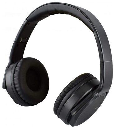 union-02-наушники в Кыргызстан: Bluetooth стерео-наушники с функцией колонок, MP3 плеером и радио Hoco