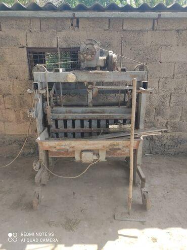 Продам пескоблочный станок дробилку и бетономешалку