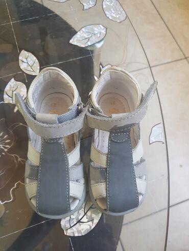 Dečija odeća i obuća - Rumenka: Polino Sandaleobuvene par puta,kozne,ulozak kozni anatomski velicina
