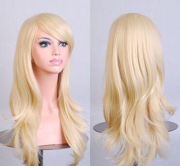 Личные вещи - Орто-Сай: Парик блондиПарик светлый блонд длинныйЕго можно подстричь до нужного
