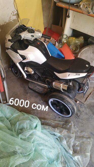 Продаю дет, Мот 6000 в хорошем состоянии, аккумулятор хорошо держит!!