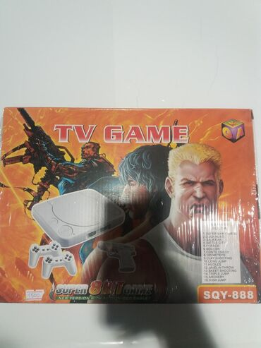 Konzole - Srbija: IGRICA ZA TV NOVO. 1500din. 061/