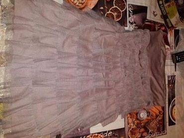 Svecana haljina,markirana,nova je,lepa - Vranje