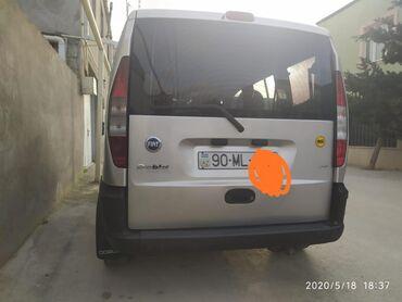 Fiat - Azərbaycan: Fiat Doblo 1.9 l. 2005 | 300000 km