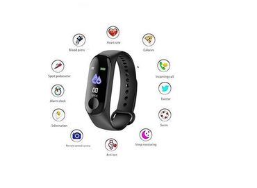 Smart Watch Band M3 pametna narukvica, smart satovi model Band M3 pame