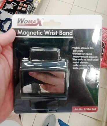 NOVO Magnetna traka-nosac za zglob- Traka za ruku sa magnetnom plocom-