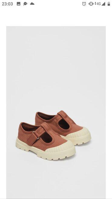 Ботинки босоножки от Zara (Зара) на девочку  Мега стильные  Оказались
