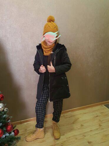 11184 объявлений: Зимняя куртка очень тёплая, стильная и практически новая( в идеальном