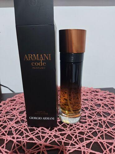 Parfemi - Srbija: ARMANI CODE  PAOFUMO  GIORGIO ARMANI 110ML