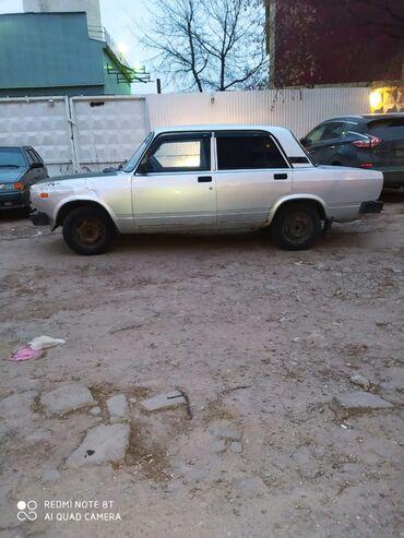 ВАЗ (ЛАДА) 2107 2011