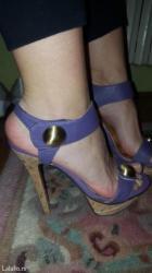 Broj-je - Srbija: Sandalice broj 38,ja inace nosim 39 al kalup je veci