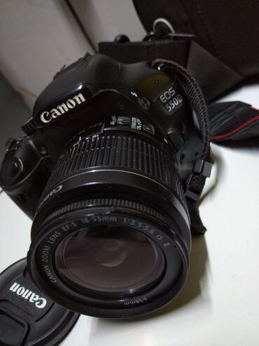 canon kiss x2 в Азербайджан: Canon 550D