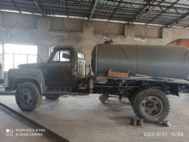 Срочно продаю ассенизаторскую машину ГАЗ 53 в отличном состоянии (нова