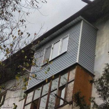 Утепление балконов, лоджий в течении 2-3 дней!  Расширение, в Лебединовка - фото 4