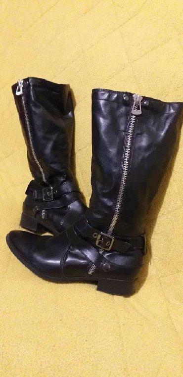 Ostalo | Pirot: Zenske cizme, malo koriscene. br 39. 1500din