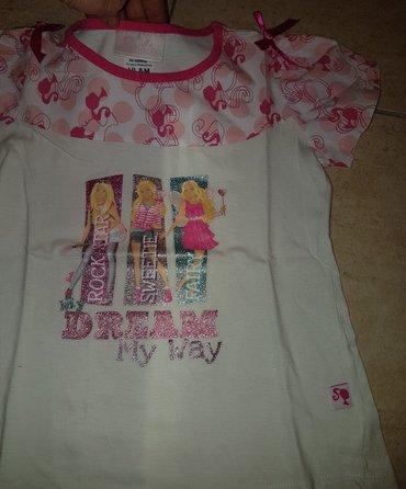 Barbie original majica za devojcice. oko 5 godina.  barbi.. - Belgrade