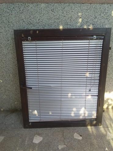 Ostalo za kuću | Pozarevac: Drveni prozori dim.100x120cm. Imam u ponudi dva komada,vakum staklo,u