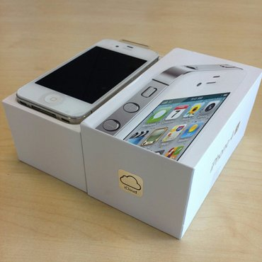 IPhone 4S 32GB в Бишкек