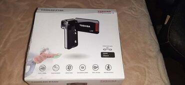 Na prodaju digitalna kamera marke Toshiba (Camileo P100). Kamera je
