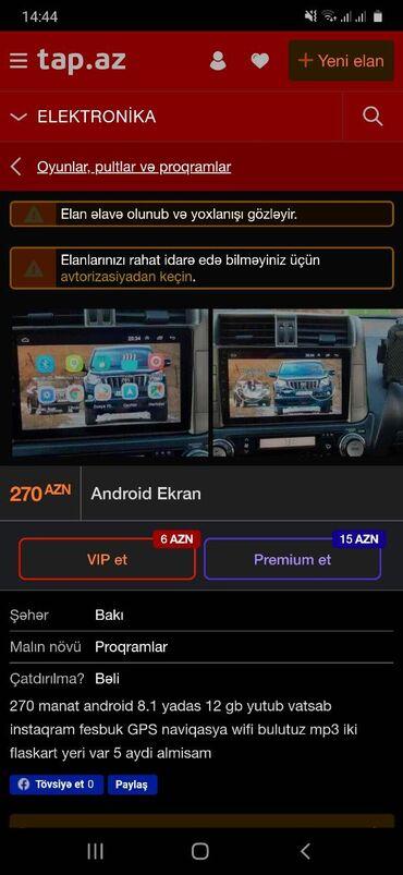 GPS-naviqatorlar Azərbaycanda: Mantior