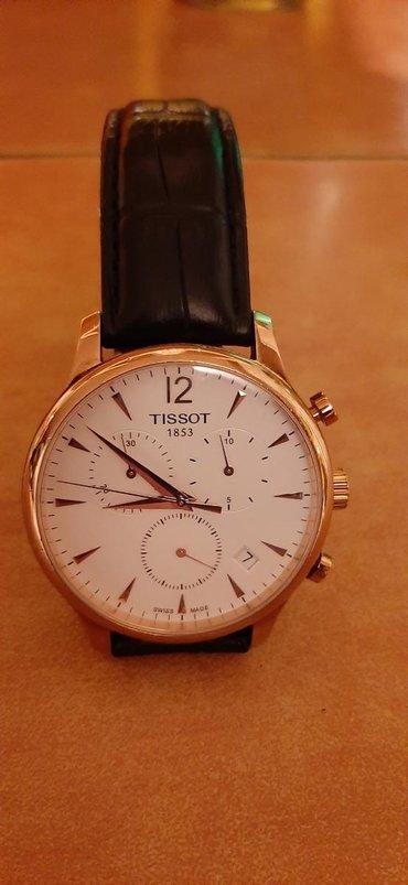 Золотистые Мужские Наручные часы Tissot