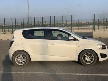 Chevrolet Aveo 1.4 l. 2012   88000 km