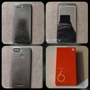 Б/у Xiaomi Redmi 6 32 ГБ Черный