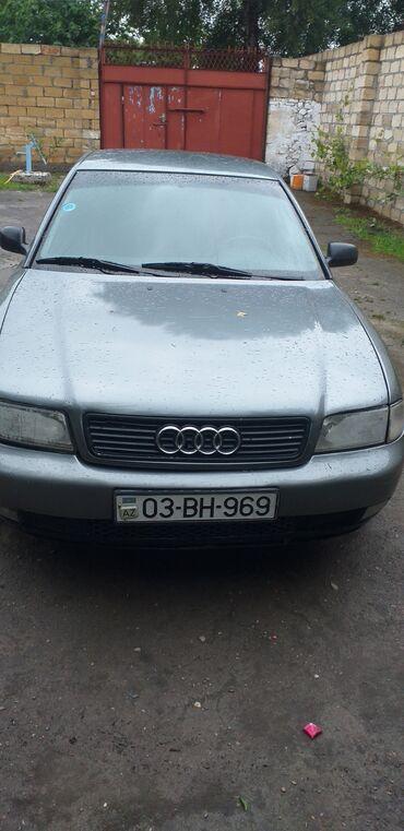 Audi A4 1.8 l. 1996 | 548328 km