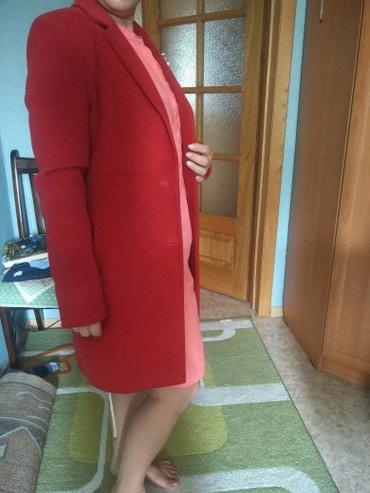 Продаю демисезонное пальто, очень в Бишкек