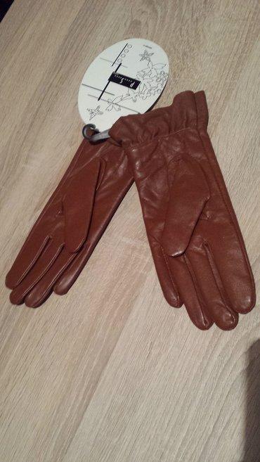 P. S. Fashion zenske rukavice (prirodna koza-novo) - Kragujevac