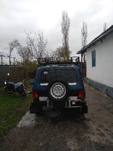lada jellada в Кыргызстан: ВАЗ (ЛАДА) 4x4 Нива 1.7 л. 2002 | 85000 км