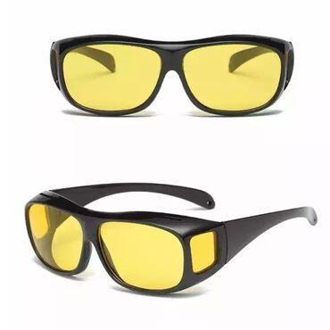 Очки для водителей - Кыргызстан: Очки Анти блик, Антиблик Очки Антибликовые Желтые Очки для водителей