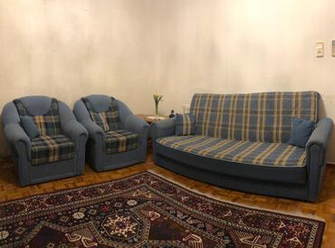 вентилятор вн 2 в Азербайджан: Комплекты диван и кресло | Раскладной | 2 кресла