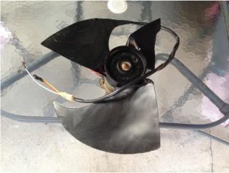 Kondicioneri | Srbija: Motor za klima uredjaj, jedno peraje je polomljeno ( peraja se mogu me
