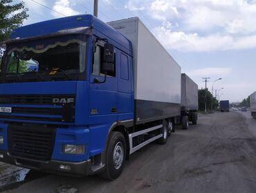установка газ на авто ош в Кыргызстан: Daf 95 xf /// срочно !! Машина в отличном состоянии !! Не битая. Не кр
