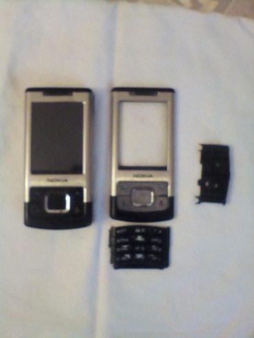Bakı şəhərində Nokia 6500c-1 slayd.ZAPCAST kimi satilir.Elave detallar da verilir.
