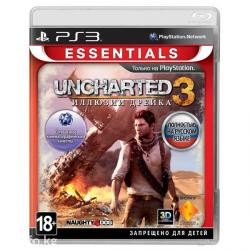 Uncharted 3 для PS3! Лицензионка! в Бишкек