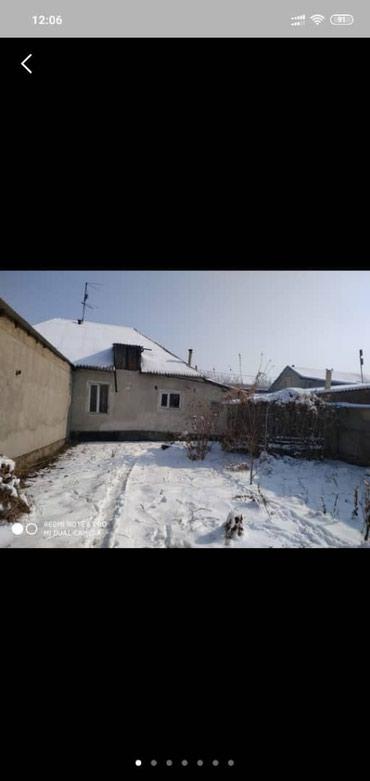 Продаю пол дом в Бишкек