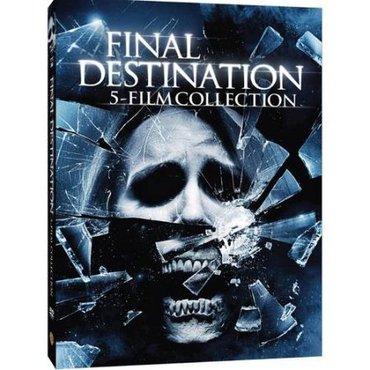 Poslednja ekskurzija paket svih filmova (final destination) cena - Boljevac
